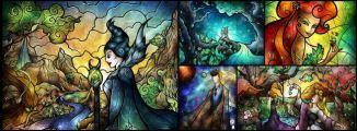 Header Collage by Mandie Manzano